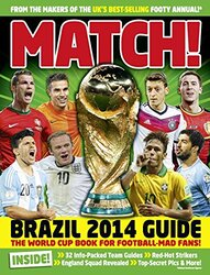 Match World Cup 2014, Hardcover, By: MATCH