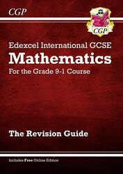 Edexcel International GCSE Maths Revision Guide - for the Grade 9-1 Course (with Online Edition), Paperback Book, By: CGP Books