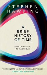 A Brief History Of Time: From Big Bang To Black Holes, Paperback Book, By: Stephen Hawking