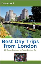Frommer's Best Day Trips from London: 25 Great Escapes by Train, Bus or Car, Paperback Book, By: Donald Olson