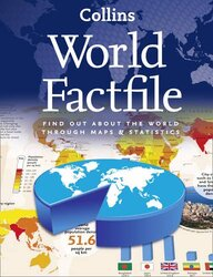 Collins World Factfile, Hardcover Book, By: Collins