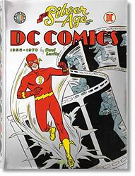 The Silver Age of DC Comics, Hardcover Book, By: Paul Levitz