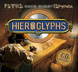 CodeQuest: Hieroglyphs, Hardcover Book, By: Sean Callery