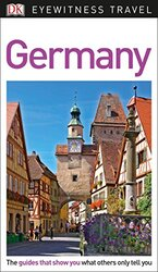 DK Eyewitness Travel Guide Germany, Paperback Book, By: Dk Travel