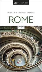 DK Eyewitness Travel Guide Rome: 2019, Paperback Book, By: DK Travel