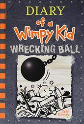 Diary of a Wimpy Kid Book 14: Wrecking Ball, Hardcover Book, By: Jeff Kinney
