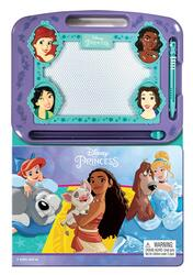 Disney Princess (2020) Learning Series, Board Book, By: Phidal Publishing Inc.