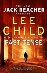 Past Tense, Paperback Book, By: Lee Child