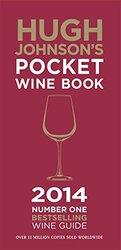 Hugh Johnson's Pocket Wine Book 2014, Hardcover Book, By: Hugh Johnson