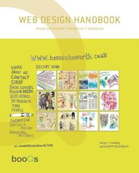WEB DESIGN HANDBOOK, Paperback Book, By: Philippe de Baeck