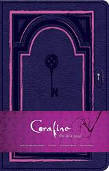 Coraline Hardcover Ruled Journal, Hardcover Book, By: Insight Editions