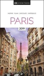 DK Eyewitness Travel Guide Paris: 2019, Paperback Book, By: DK Travel