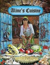 ALINE'S CUISINE BOOK, Hardcover Book, By: Aline bayramian