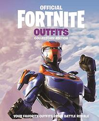 FORTNITE Official: The Outfits Handbook, Hardcover Book, By: Games Epic