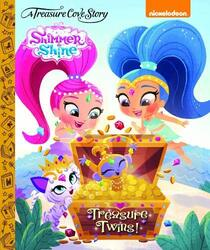 Shimmer Shine Treasure Twins, Hardcover Book, By: Centum