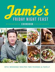 Jamie's Friday Night Feast, Paperback Book, By: Jamie Oliver