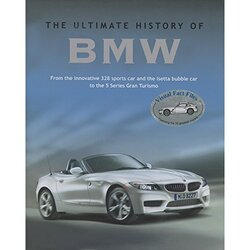 Cars Ultimate History: Mercedes, Hardcover Book, By: Parragon Book Service Ltd