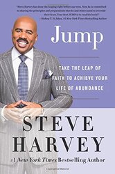 Jump: Take the Leap of Faith to Achieve Your Life of Abundance, Paperback Book, By: Steve Harvey