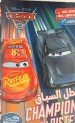 Cars 3 : Champion des pistes, Paperback Book, By: Disney