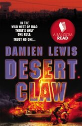 Desert Claw, Paperback Book, By: Damien Lewis