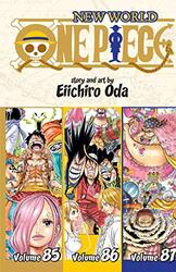 One Piece (Omnibus Edition), Vol. 29: Includes vols. 85, 86 & 87, Paperback Book, By: Eiichiro Oda