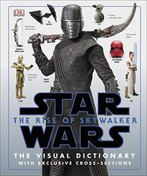 Star Wars The Rise of Skywalker The Visual Dictionary: With Exclusive Cross-Sections, Hardcover Book, By: Pablo Hidalgo