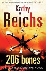 206 BONES, By: KATHY REICHS