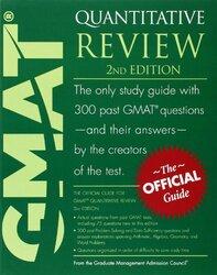 GMAT Quantitative Review, Paperback Book, By: Graduate Management Admission Council
