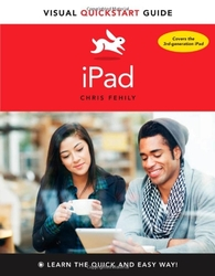 iPad: Visual Quickstart Guide, Paperback Book, By: Chris Fehily