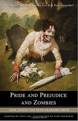 Pride and Prejudice and Zombies: The Graphic Novel, Paperback Book, By: Jane Austen
