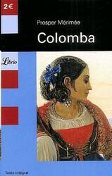 Colomba, Paperback Book, By: Prosper Merimee