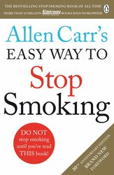 Allen Carr's Easy Way to Stop Smoking: Revised Edition, Paperback Book, By: Allen Carr