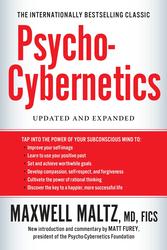 Psycho-Cybernetics, Paperback Book, By: Maxwell Maltz