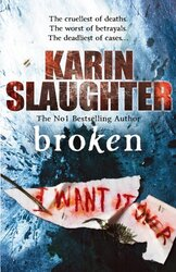 Broken, Paperback Book, By: Karin Slaughter