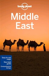 Lonely Planet Middle East (Travel Guide), Paperback Book, By: Lonely Planet