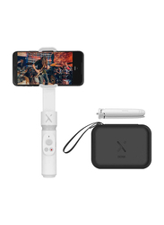 Zhiyun Smooth-X Essential Gimbal Stabilizer Combo for Smartphones, White