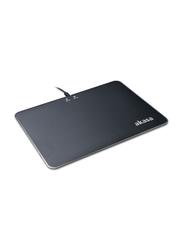 Akasa Vegas X9 LED RGB Gaming Mouse Pad, Black