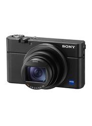 Sony Cyber-Shot DSC-RX100 VI Point and Shoot Digital Camera, 20.1 MP, Black