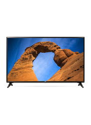 LG 49-Inch Full HD LED Smart TV with Built-In Receiver, 49Lk5730, Black