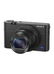 Sony Cyber-Shot DSC-RX100 III Point and Shoot Digital Camera, 20.1 MP, Black