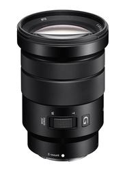 Sony E PZ 18-105mm F4 G OSS SLR Lense for Sony E Mount, Black