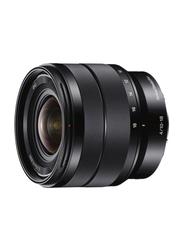 Sony E 10-18mm f/4 Wide Angle Zoom Lens for Sony E-Mount Camera, Black