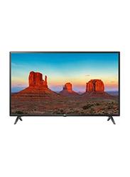 LG 43-inch 4K Ultra HD LED WebOS Smart TV, 43UK6300PVB, Black