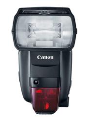 Canon Speedlite 600EX II RT Flash for Canon E-TTL/E-TTL II Cameras, Black
