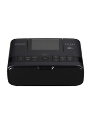 Canon Selphy CP-1300 Compact Photo Printer with 5 Sheets, Black