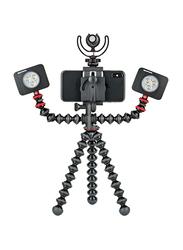 Joby GorillaPod Mobile Rig for Smartphones, JB01533-BWW, Black