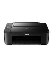 Canon Pixma TS3140 All-in-One Printer, Inkjet/Scanner/Copier, Black