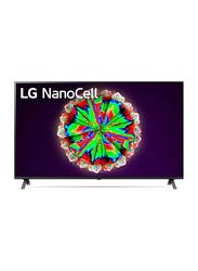 LG 49-Inch NanoCell 4K Ultra HD LED Smart TV, 49NANO80, Black