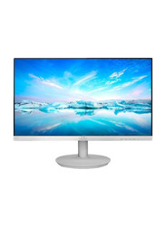 Philips 27 Inch LED IPS V Line Monitor, 271V8W, White