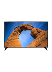 LG 49-inch Full HD LED WebOS Smart TV with Built-In Receiver, 49Lk5730, Black